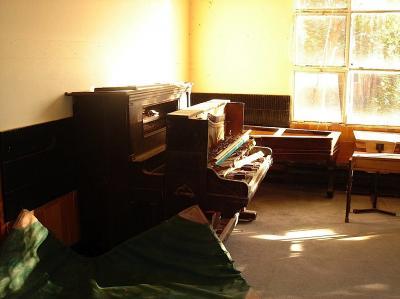 Desolaci n en sol por santos vibot antiguos alumnos for Piano anteriore del camino